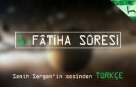 1 – Fâtiha Sûresi – Kur'ân-ı Kerîm Çözümü – Ahmed Hulusi