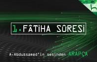 1 – Fâtiha Sûresi – Kur'ân-ı Kerîm Çözümü (arapça) – Ahmed Hulusi