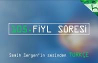 105 – Fiyl Sûresi – Kur'ân-ı Kerîm Çözümü – Ahmed Hulusi