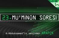 23 – Mu'minûn Sûresi – Kur'ân-ı Kerîm Çözümü (arapça) – Ahmed Hulusi