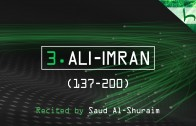 3. Ali-Imran (137-200) – Decoding The Quran – Ahmed Hulusi