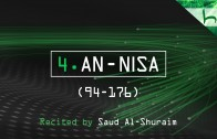 4. An-Nisa (94-176) – Decoding The Quran – Ahmed Hulusi