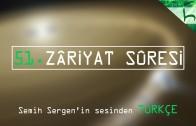 51 – Zâriyat Sûresi – Kur'ân-ı Kerîm Çözümü – Ahmed Hulusi