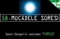 58 – Mücâdele Sûresi – Kur'ân-ı Kerîm Çözümü – Ahmed Hulusi