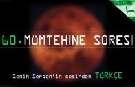60 – Mümtehine Sûresi – Kur'ân-ı Kerîm Çözümü – Ahmed Hulusi