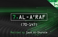 7. Al-A'raf (70-147) – Decoding The Quran – Ahmed Hulusi