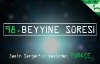 98 – Beyyine Sûresi – Kur'ân-ı Kerîm Çözümü – Ahmed Hulusi