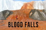 Blood Falls | 100 Wonders | Atlas Obscura