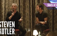 Engineering Super Human Traits | Jason Silva and Steven Kotler