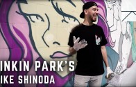 How Street Art Fuels Linkin Park's Mike Shinoda