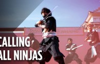 Japan Is Hiring Professional Ninjas