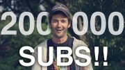 Thanks For 200,000 Subscribers!!