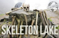 Skeleton Lake | 100 Wonders | Atlas Obscura