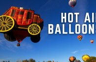 The Beauty of THE GREAT RENO BALLOON RACE