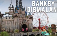 What Is It Like To Visit Banksy's Dismaland Park?