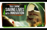 Saving Lives with Innovation: SciShow Talk Show