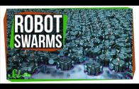 The Coming Robot Swarms