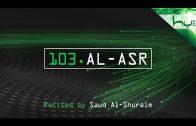 103. Al-Asr – Decoding The Quran – Ahmed Hulusi