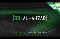 33. Al-Ahzab – Decoding The Quran – Ahmed Hulusi