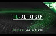 46. Al-Ahqaf – Decoding The Quran – Ahmed Hulusi