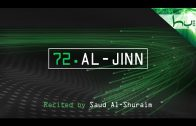 72. Al-Jinn – Decoding The Quran – Ahmed Hulusi