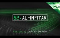 82. Al-Infitar – Decoding The Quran – Ahmed Hulusi