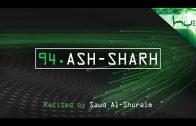 94. Ash-Sharh – Decoding The Quran – Ahmed Hulusi