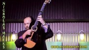 Amazing Guitar Solo – Les Feuilles Mortes – Performing by Nicholas Marks – 1080p HD