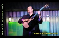 Amazing Guitar Solo – Without You – Performing by Nicholas Marks – 1080p HD