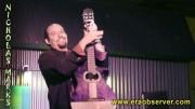 Amazing Guitar Solo – Good Feeling – Performing by Nicholas Marks – 1080p HD