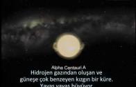 1- Yaratilmis Evren