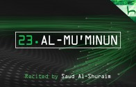 23. Al-Mu'minun – Decoding The Quran – Ahmed Hulusi