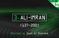 3. Ali-Imran (137-200) – Decoding The Quran – Ahmed Hulusi