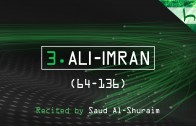 3. Ali-Imran (64-136) – Decoding The Quran – Ahmed Hulusi