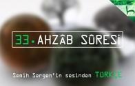 33 – Ahzâb Sûresi – Kur'ân-ı Kerîm Çözümü – Ahmed Hulusi