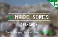 5 – Mâide Sûresi (051-120) – Kur'ân-ı Kerîm Çözümü – Ahmed Hulusi