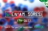 6 – En'am Sûresi (094-165) – Kur'ân-ı Kerîm Çözümü – Ahmed Hulusi