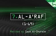 7. Al-A'raf (1-69) – Decoding The Quran – Ahmed Hulusi