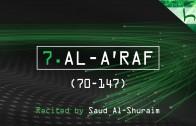 7. Al-A'raf (70-147) – Decoding The Quran – Ahmed Hulusi
