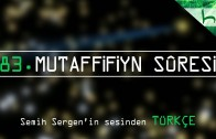 83 – Mutaffifiyn Sûresi – Kur'ân-ı Kerîm Çözümü – Ahmed Hulusi