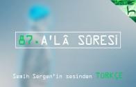 87 – A'lâ Sûresi – Kur'ân-ı Kerîm Çözümü – Ahmed Hulusi