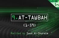 9. At-Tawbah (1-59) – Decoding The Quran – Ahmed Hulusi