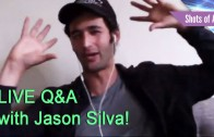 Live Q&A with Jason Silva! Singularity, Hawking, and More