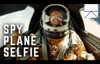 A Selfie On The Edge Of Space