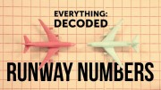 Runway Numbers | Everything Decoded | Atlas Obscura