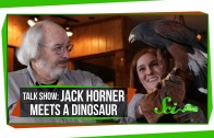SciShow Talk Show: Jack Horner Meets a Dinosaur