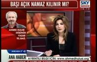 """""""SKYTURK"""" Ana Haber """"Namaz Açıklaması"""" – Ahmed Hulusi"""