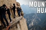 Surviving The World's Most Dangerous Trail
