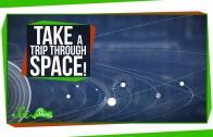 Take a Trip Through Space!