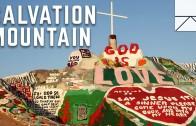 The Man Made Mountain At The Salton Sea
